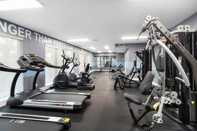FHE Workout Gym center
