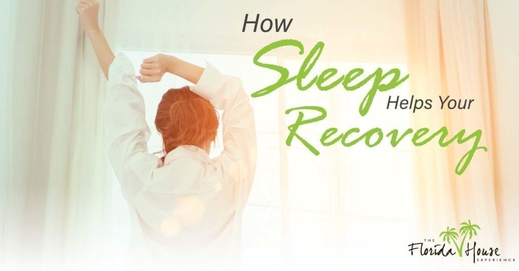 How Sleep Helps Your Recovery