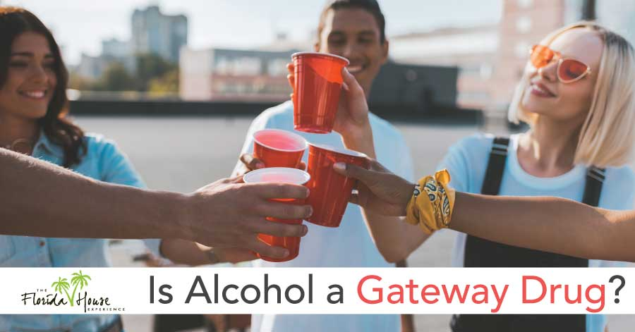 Is Alcohol a Gateway Drug?