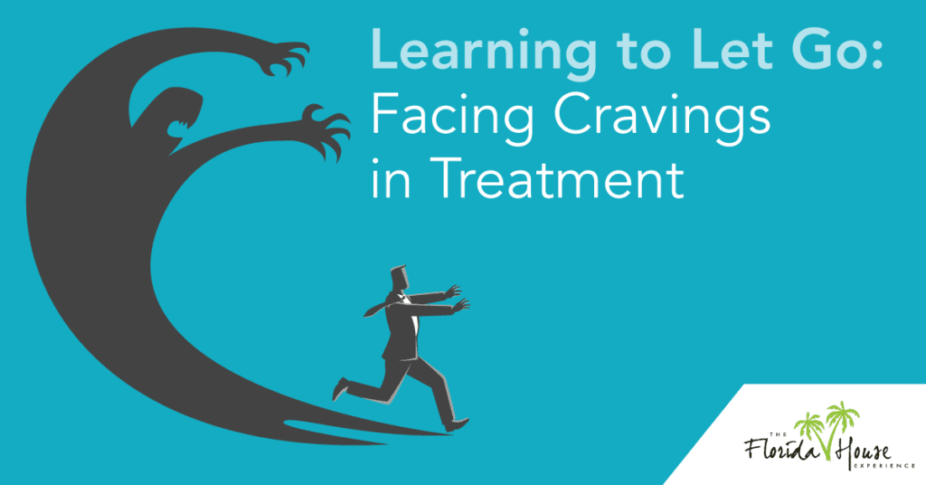 Learning to let go - dealing with cravings after treatment