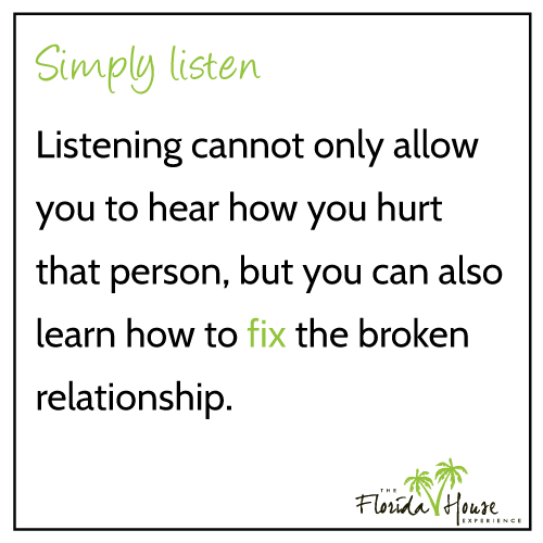 Rebuilding after Rehab - Simply listen