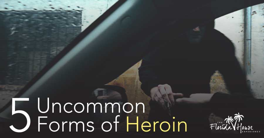 FHE Blog - 5 Uncommon forms of heroin