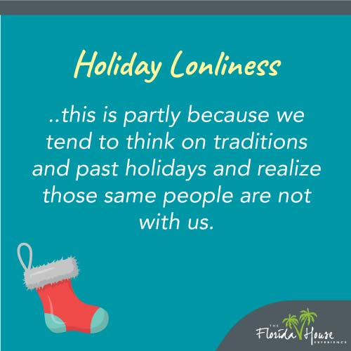 Holiday Lonliness - Triggers for Relapse