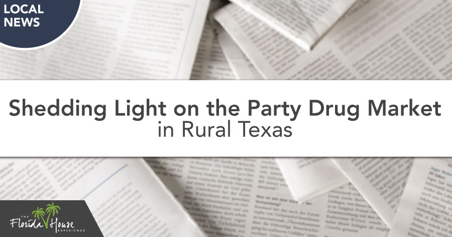 Rural Texas Party Drug Market