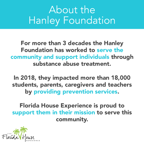 About the Hanley Foundation