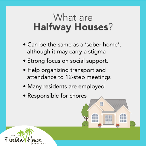 What is a halfway house? Facts about what they are