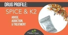 Treatment for k2/Spice abuse