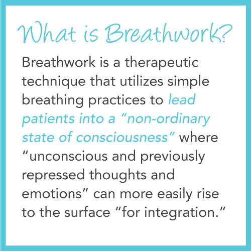 What is breathwork therapy?