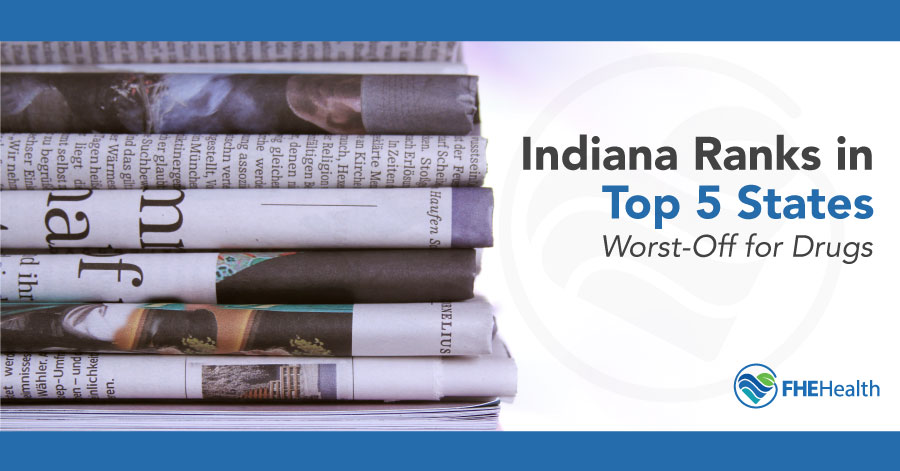Indiana Ranks in T