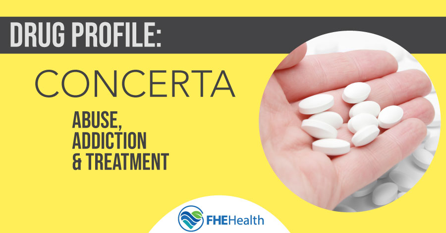 Concerta Drug PRofile