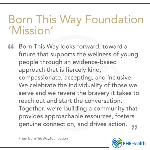 The Born this way foundation