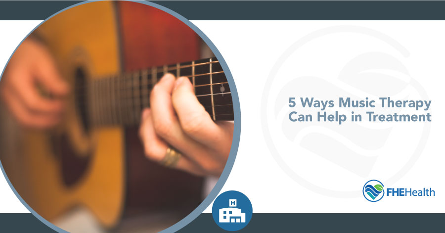 5 Ways Music Therapy Can Help in Treatment