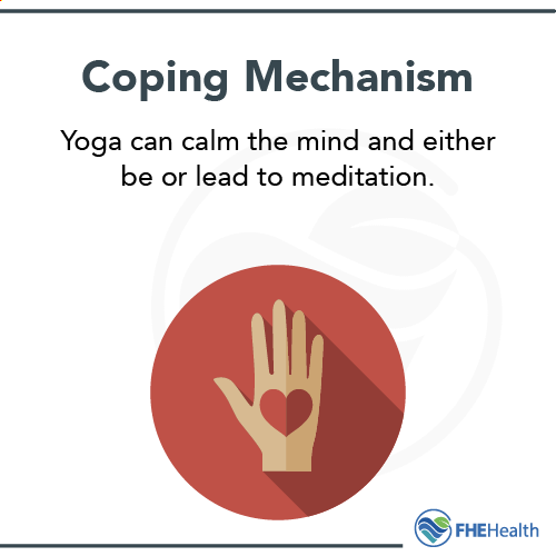 Learn to Stay Calm with Yoga