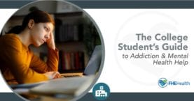 College resource for addiction and mental health