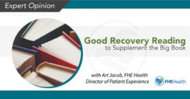 Good recovery reading supplements to the big book