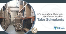 Why Too many overnight warehouse workers are abusing stimulants